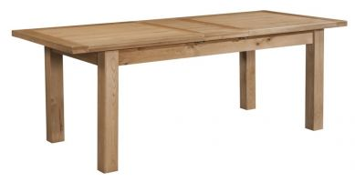 Thumbnail Dorset Oak Large Extending Table  2 leaves