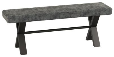 Warehouse 1.8 m Upholstered Bench