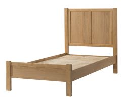 Burford Oak Single Bed