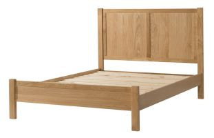 Burford Oak Double Bed