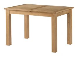 Burford Oak 1.2m Extending Table