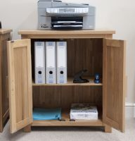 Thumbnail Opus Oak Small Cupboard