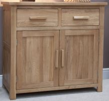 Opus Oak Small Sideboard