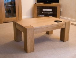 Mode Oak 3  x 2  Coffee Table