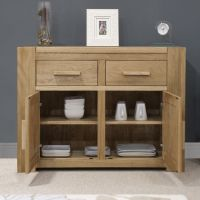 Thumbnail Mode Oak Medium Sideboard