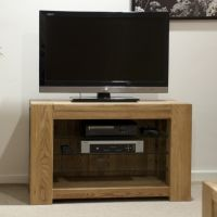 Mode Oak TV Cabinet