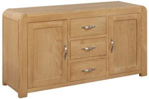 Devonshire Verona Oak Large Sideboard