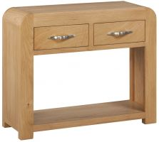 Devonshire Verona Oak Console Table
