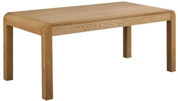 Devonshire Verona Oak 1.4m Extending Table