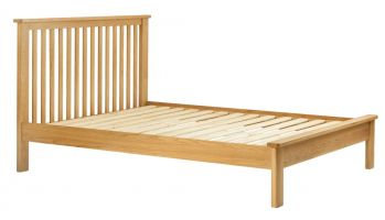 Northport Oak King Size Bed