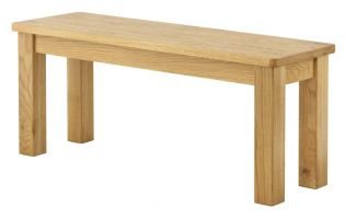 Northport Oak Bench