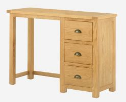Northport Oak Dressing Table