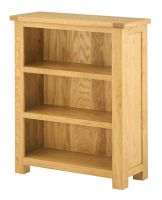 Northport Oak Small Bookcase