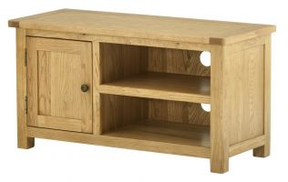Northport Oak Small TV Cabinet