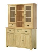 Northport Oak Glazed Dresser